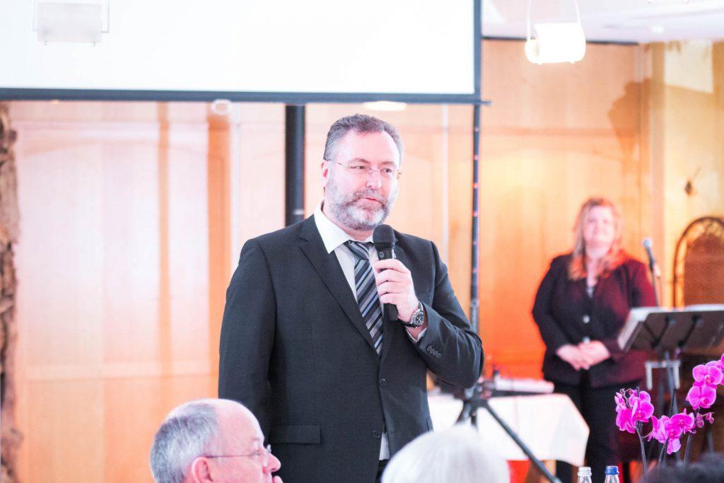 Worte von Herrn Bürgermeister Dr. Alexander Greulich für das Event der Kinderhospiz