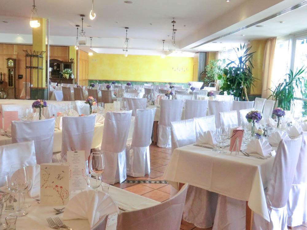 Heiraten hier im Restaurant GAVESI