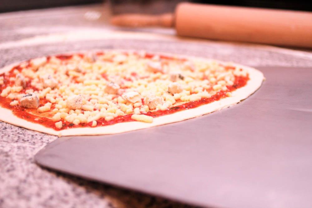 Die Pizza zum Mitnehmen gibt es bei GAVESI