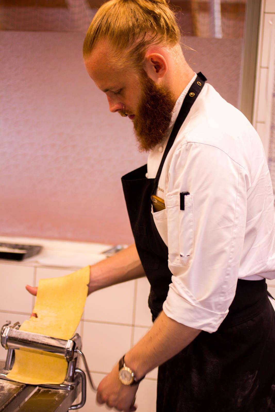 Die Pasta als Zwischengang für euer Hochzeitessen