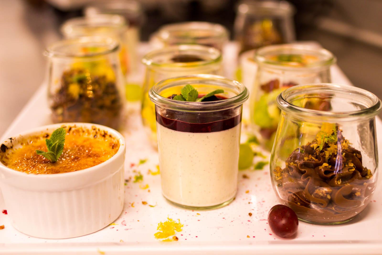 Laktosefreie Dessert