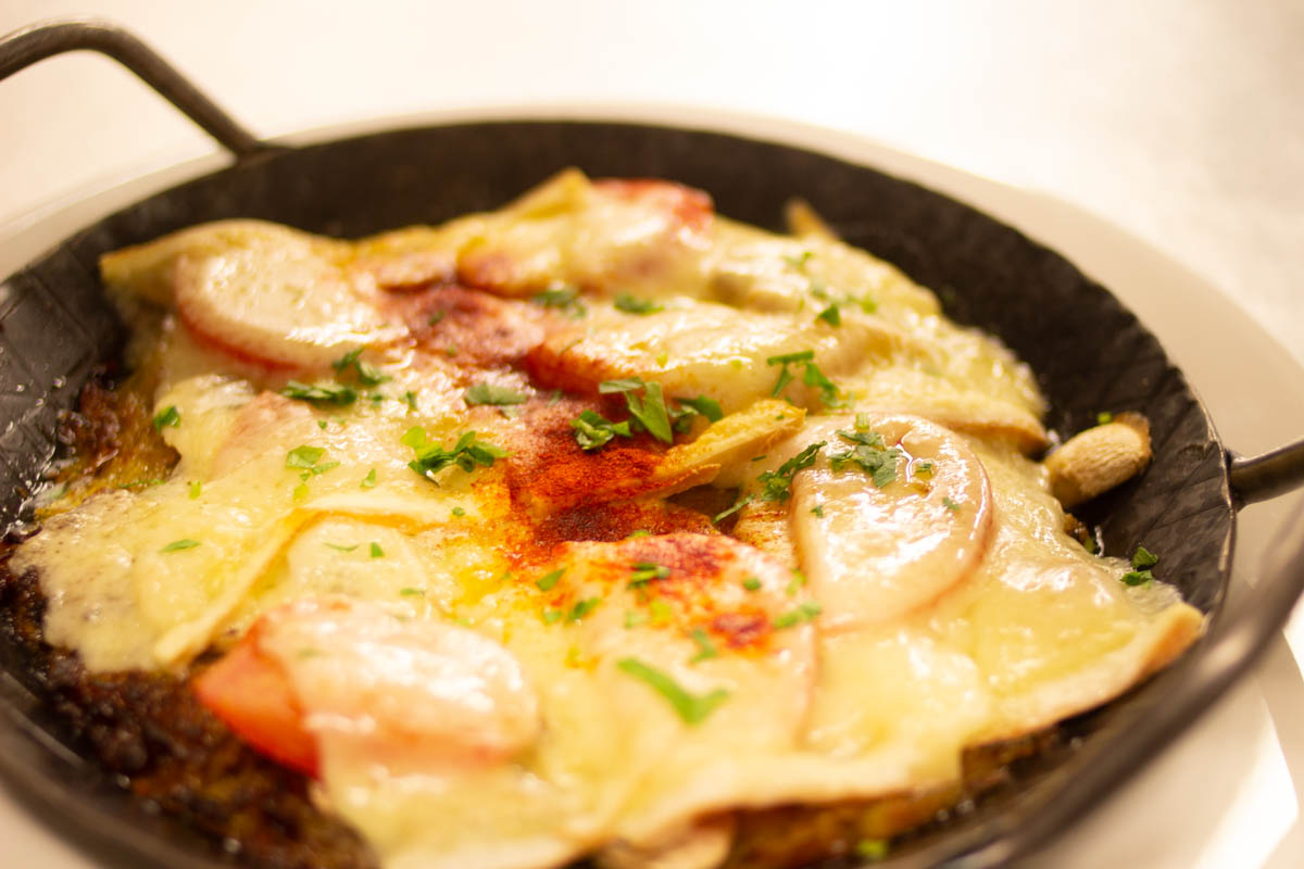 leckere vegetarische Gerichte in Eching