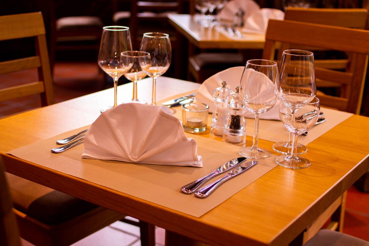unser Restaurant in Eching