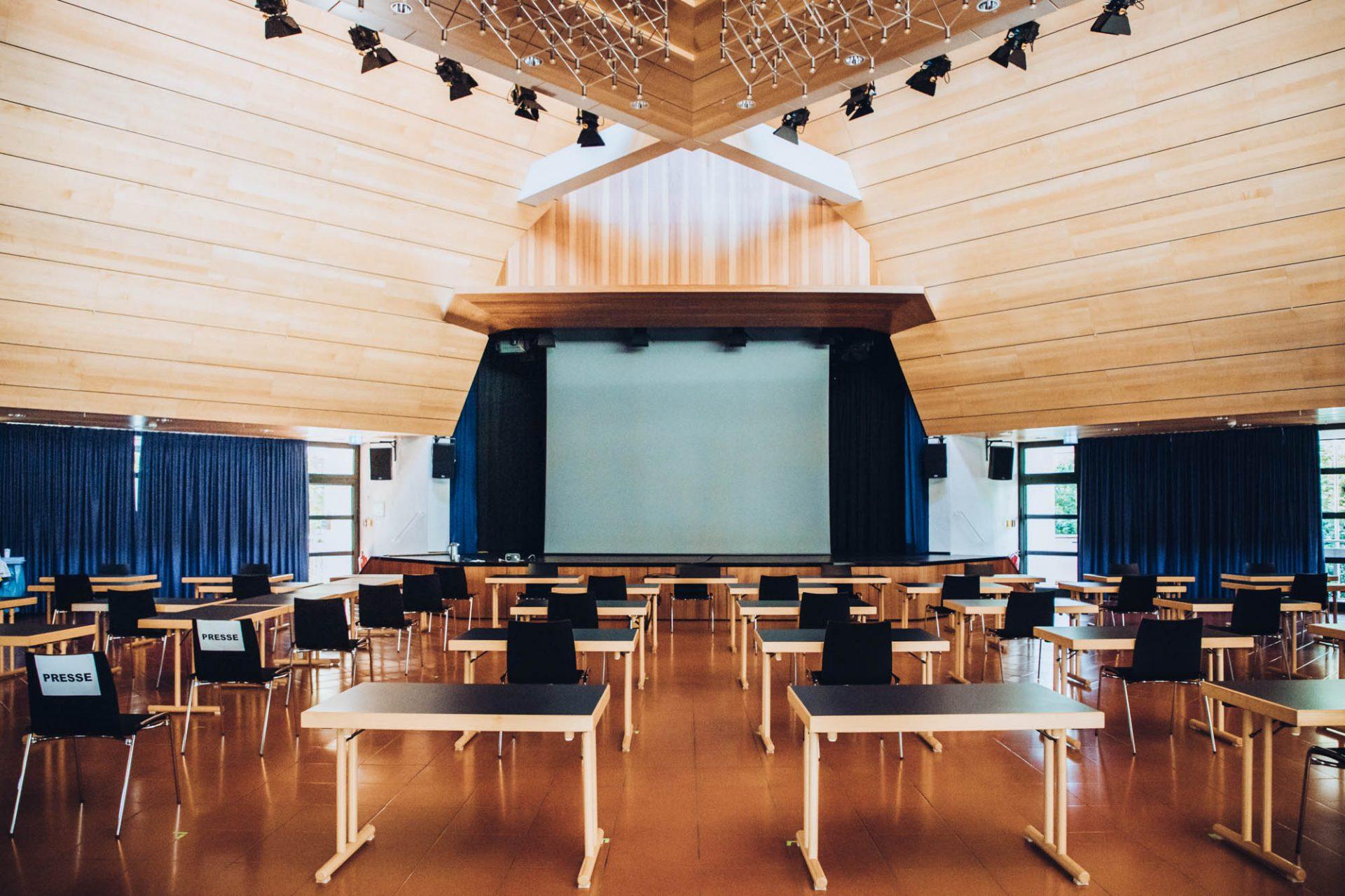 Schulung- und Seminarraum