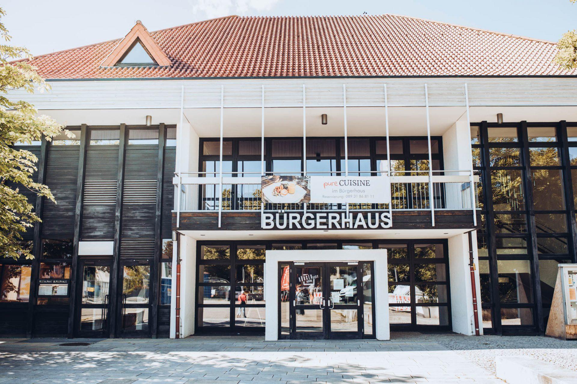 Das neue Restaurant im Bürgerhaus Eching