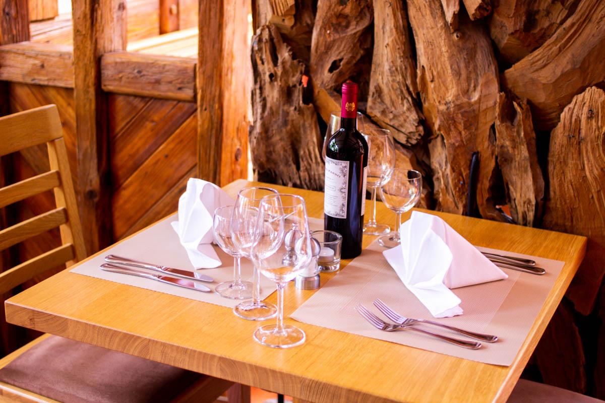 unser Restaurant pure CUISINE