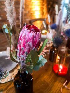 Das Catering für die Boho Hochzeit München