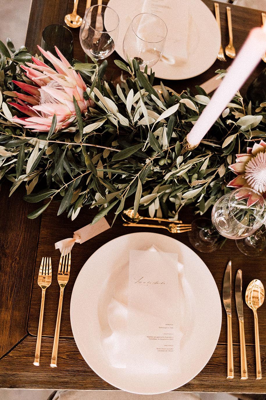 Hochzeits-Catering für das gemeinsame Leben