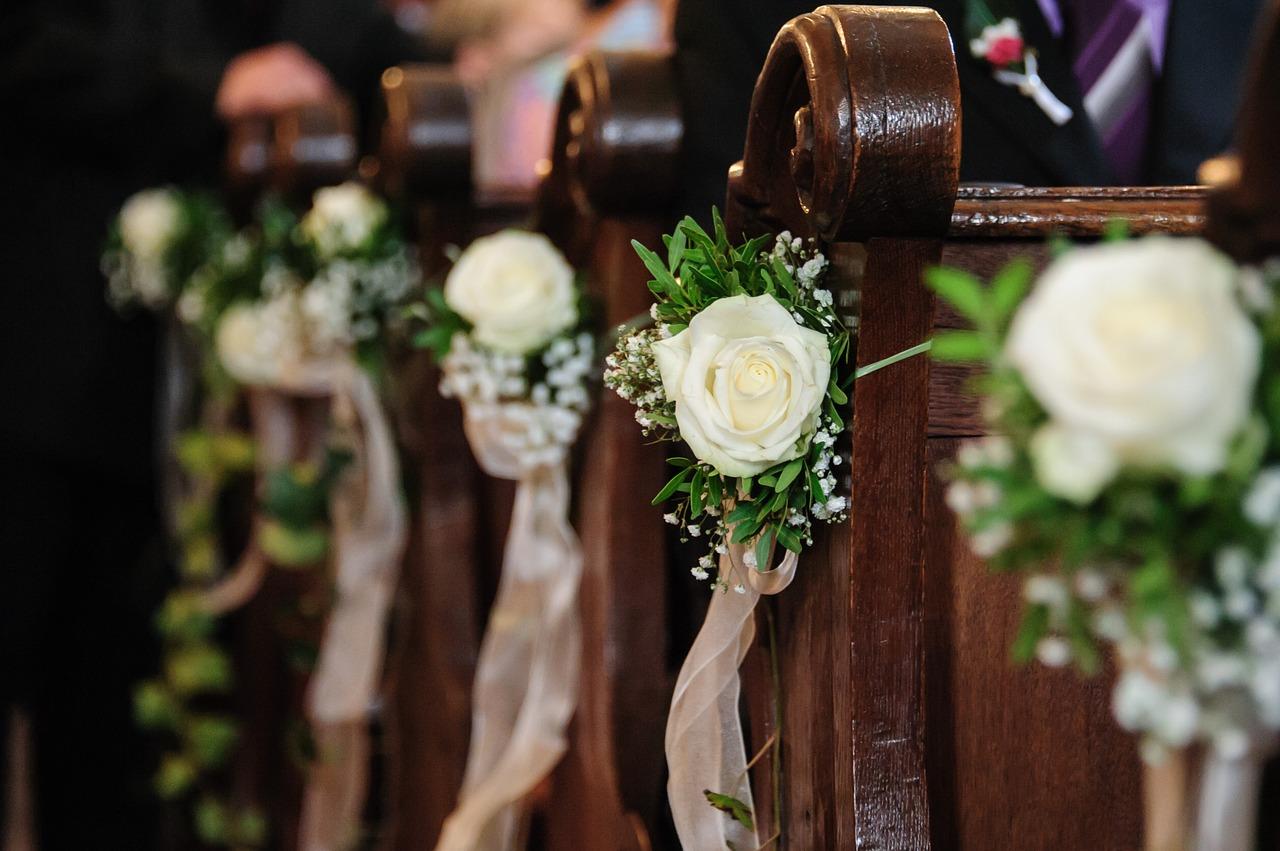 Klassisch heiraten
